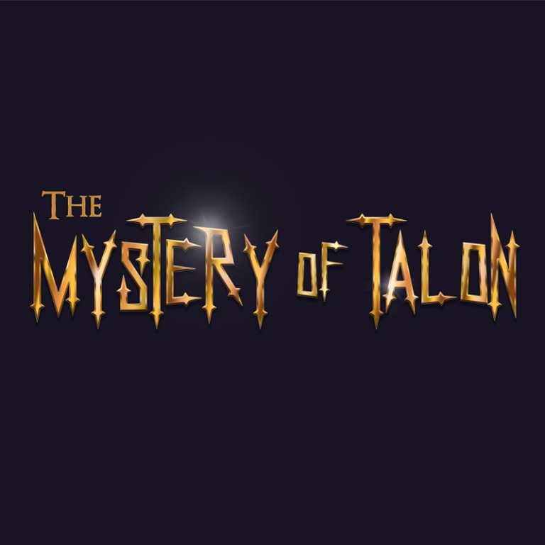 Myster of Talon Game Logo