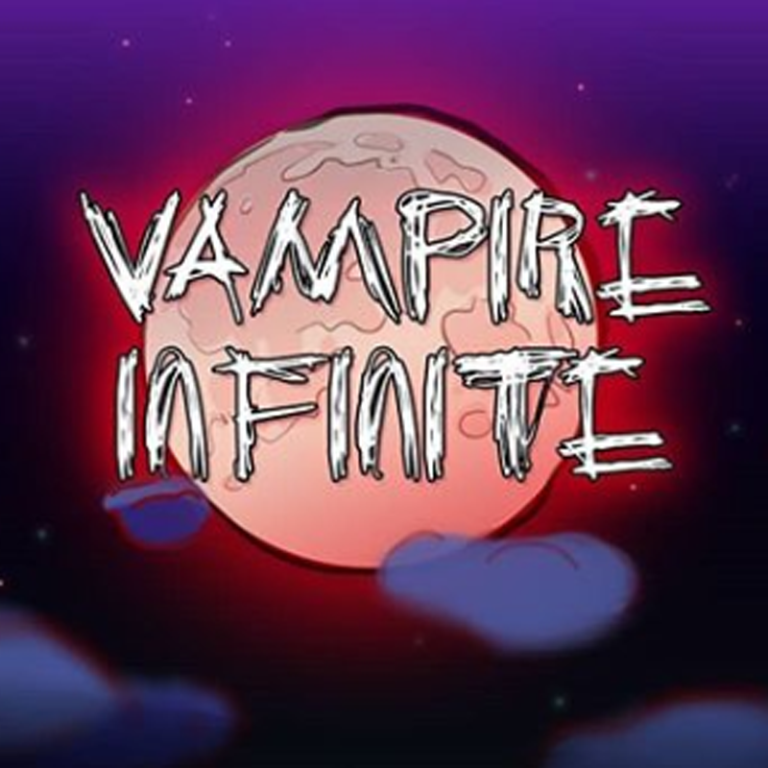 Vampire Infinite Game Logo