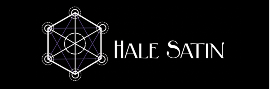 Hale Satin Logo Design