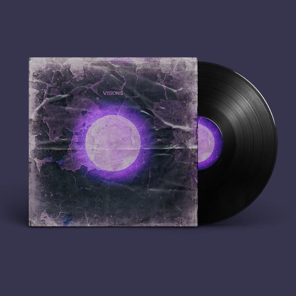 Visions Album Cover Design